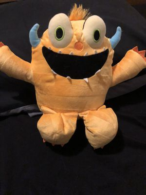 Monster plushies for kids for free for Sale in Vallejo, CA