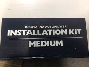 Auto mower install kit for Sale in Kansas City, MO