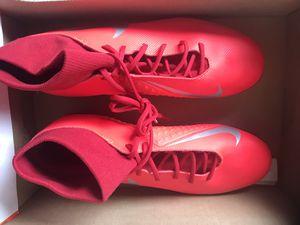 Soccer cleats size 9 men's for Sale in Palmetto Bay, FL