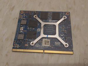 Nvidia K2200M 2GB GDDR5 Gaming Laptop Computer GPU Graphics Card MXM 3.0A HP Zbook 15 17 Elitebook 8560w 8540w 8570w for Sale in Brockton, MA