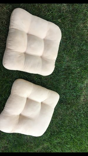 Two cushions for Sale in Burr Ridge, IL