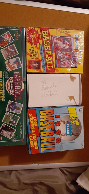 Baseball cards for Sale in CHAMPIONS GT, FL