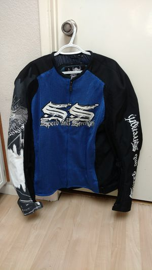 Motorcycle Gear Bundle- XL Helmet, Riding Jacket, Ramp and cooling vest for Sale in Peoria, AZ