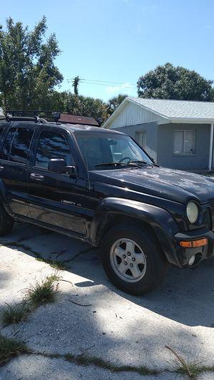 Jeep liberty auto parts for Sale in Bradenton, FL