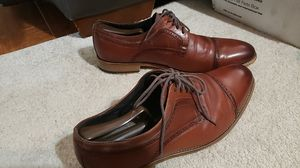 Stacy Adam's dress shoes size 11-11.5 for Sale in Crosby, TX
