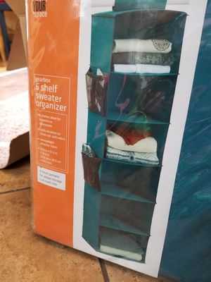 Brand new closet organizer for Sale in Middleburg, VA