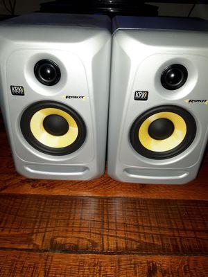 KRK Rokit 4 monitor speakers for Sale in Columbus, OH