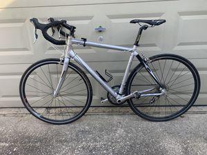 Specialized allez elite 56 cm road bike includes computer for Sale in Houston, TX