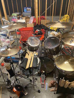 Pearl roadshow drum set for Sale in Douglasville, GA