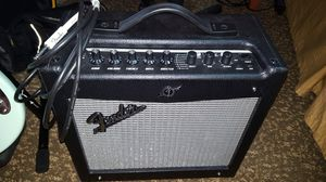 Fender Mustang I guitar amp. Like new condition. for Sale in Wheeling, IL