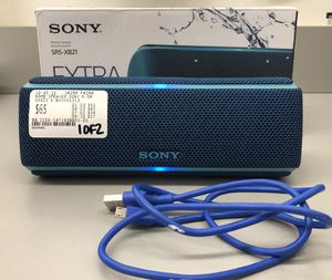 Sony Bluetooth speaker for Sale in Humble, TX