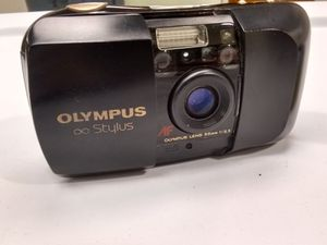 Olympus Stylus Infinity mju1 Point & Shoot Film Camera TESTED for Sale in Portland, OR