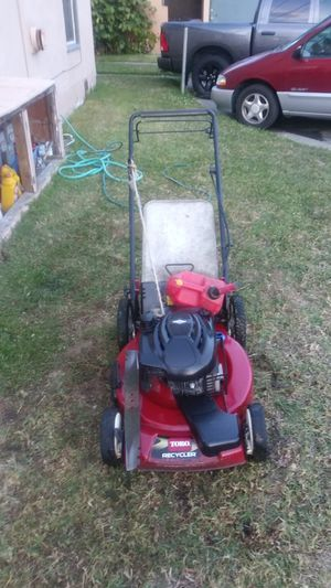 Toro mower 6.75 HP for Sale in Richmond, CA