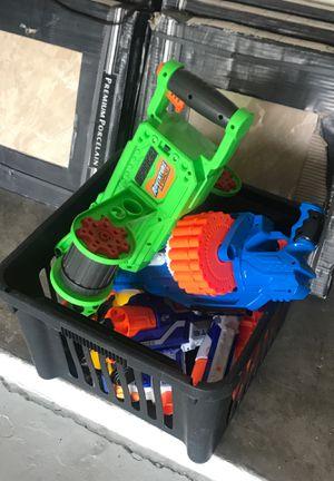 6 Nerf Guns for Sale in Albuquerque, NM