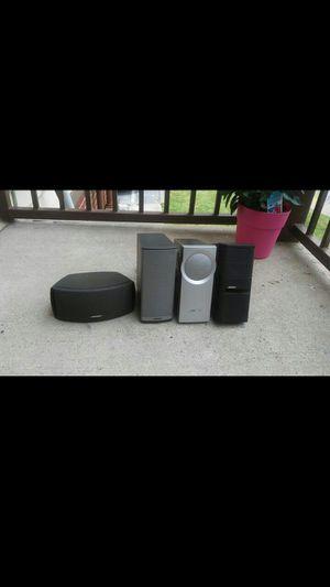 4 Bose Speakers for Sale in Nashville, TN