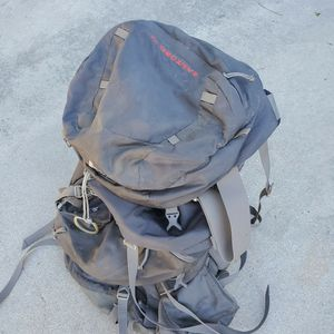 Grey Gregory Baltoro 75 Liter Pack for Sale in Rancho Cucamonga, CA