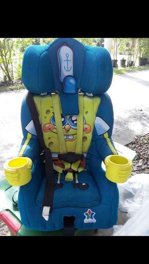 Car Seat Sponge Bob for Sale in Immokalee, FL