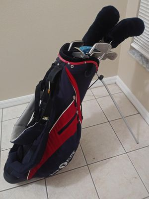 Golf clubs and bag for Sale in Riverview, FL