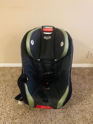 GRACO MY RIDE 65 CONVERTIBLE CAR SEAT for Sale in Dallas, TX