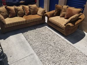 Sofa & Loveseat for Sale in Hialeah, FL