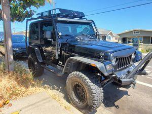 2005 jeep wrangler tj for Sale in Oakland, CA