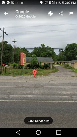 Commercial property needs work for Sale in Vidor, TX
