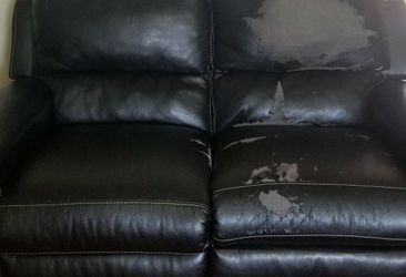 Loveseat Recliner--FREE for Sale in Portland,  OR