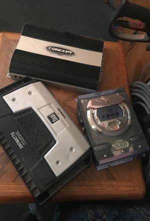 3 amp for Sale in Modesto, CA