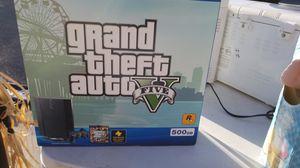 PS3 plus Grand Theft Auto for Sale in Phoenix, AZ