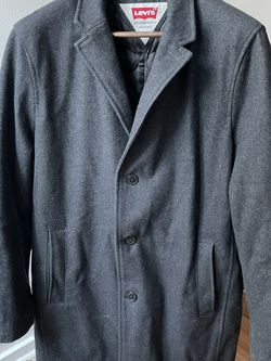 Levi's Wool Blended Gay Jacket Coat for Sale in Chicago,  IL