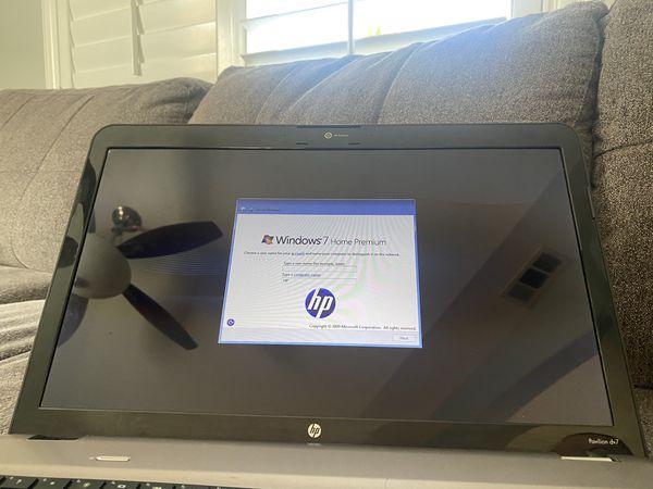 HP Pavilion dv7 Notebook