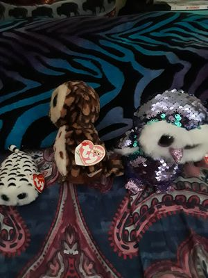 Ty brand Beanie babies for Sale in Chandler, AZ