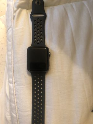 Apple Watch Nike series 3/space grey/42mm for Sale in Chico, CA