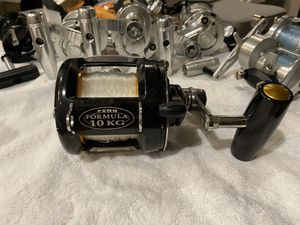 Penn Formula 10KG Used Great Condition for Sale in Torrance, CA