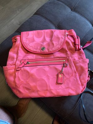 Coach backpack for Sale in Tampa, FL