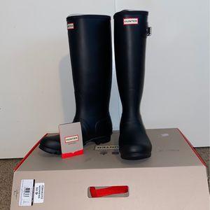 BRAND NEW Hunter Rain Boots for Sale in Turlock, CA