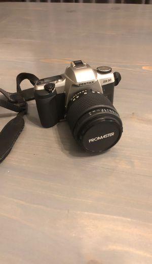 Pentax ZX-30 35 mm camera for Sale in Chesapeake, VA
