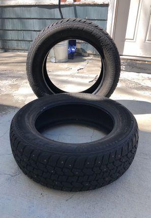 Studded Snow tires for Sale in Salt Lake City, UT