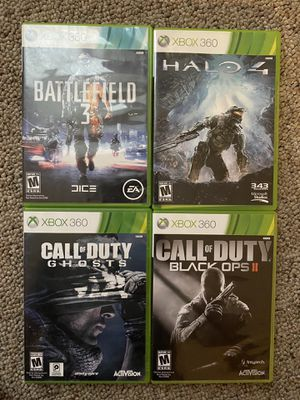 XBOX 360 games for Sale in Pipestone, MN