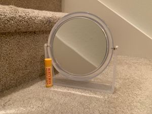 Face Mirror Double Sides 1X and 2X Zoom for Sale in Seattle, WA