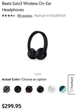 Brand new beats solo 3 for Sale in Nashville, TN