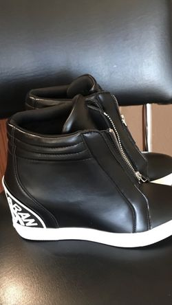 Dkny Wedge Sneakers New Size 5.5 for Sale in Harker Heights,  TX