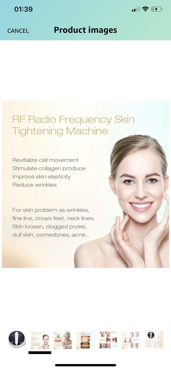 Skin tighten machine