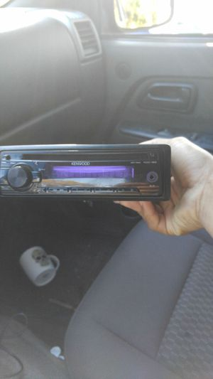 Kenwood radio.CD player mp3 reciever.. for Sale in Tampa, FL