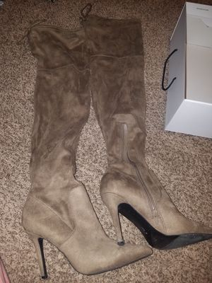 Aldo Tan boots for Sale in Kyle, TX
