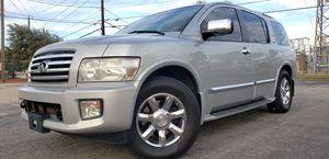 2007 INFINITI QX56 for Sale in Dallas, TX