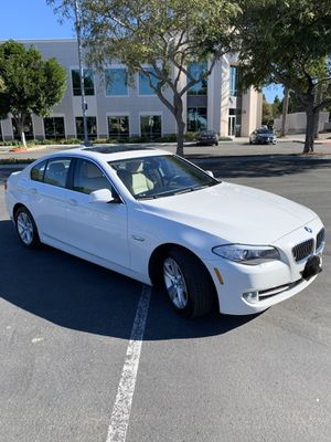 2013 BMW 528i CLEAN TITLE for Sale in Encinitas, CA