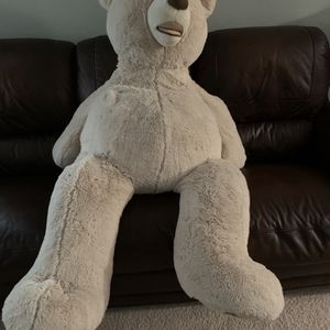 Giant Teddy Bear for Sale in Tacoma, WA