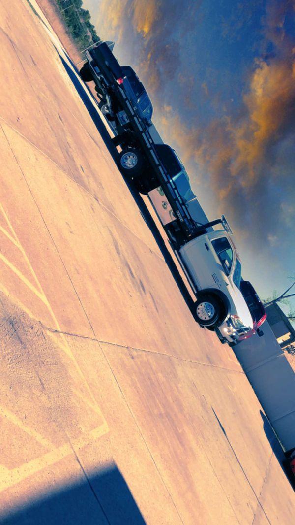 Will do haul cars,trucks,campers,farm tractors,