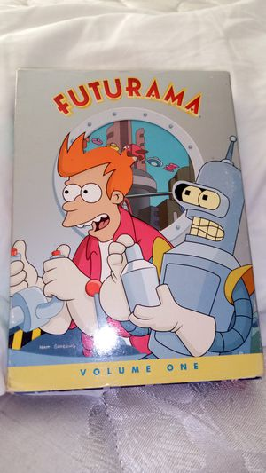 Futurama season 1 disc set for Sale in Riverside, CA